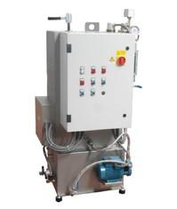 Generatore di vapore elettrico esente patente - Compact electric steam boiler
